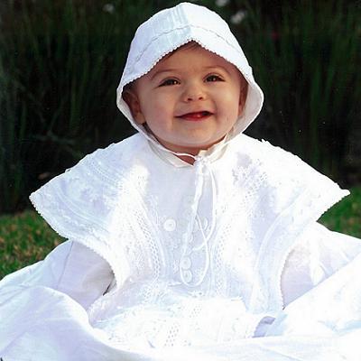 Vestir bautizo