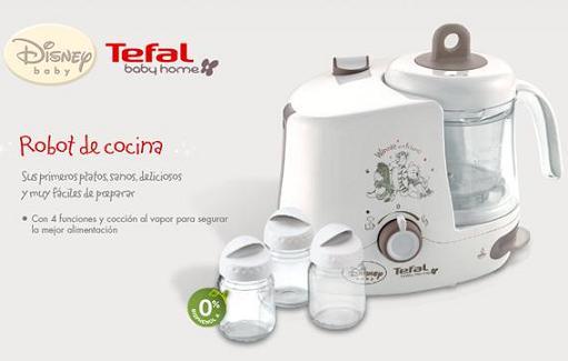 Genial robot cocina para bebes galer a de im genes robot for Robot cocina bebe opiniones