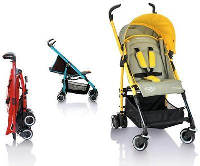 Las 5 sillas de paseo m s compactas del mercado - Bebe confort loola accesorios ...