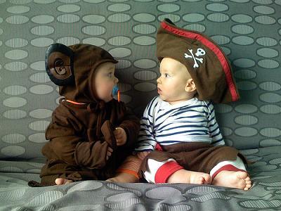 Disfraces caseros muy fciles para tu beb