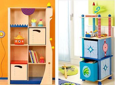 Ideas para guardar juguetes nios utiliza cubos for Mueble guarda juguetes