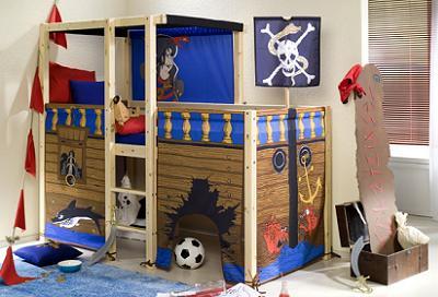 Camas infantiles muy originales y baratas - Habitaciones infantiles originales y baratas ...