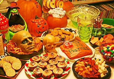 C mo organizar una fiesta de halloween para ni os - Fiesta de halloween infantil ...