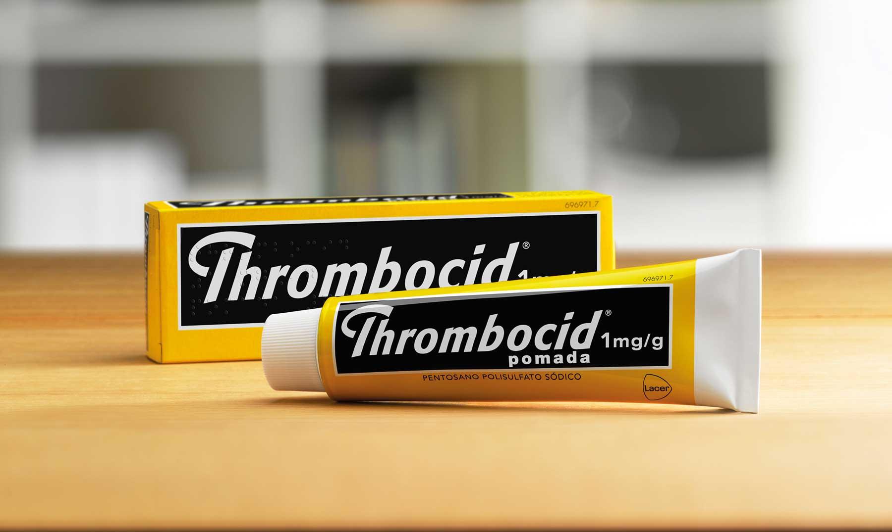 El uso de Thrombocid para embarazadas, niños y bebés