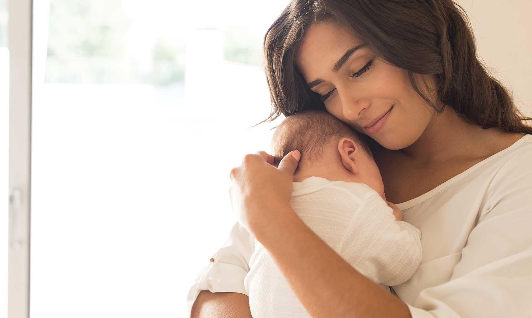Los cuidados del recién nacido cuando llegas a casa
