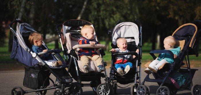 cómo vestir un cochecito de bebé 2