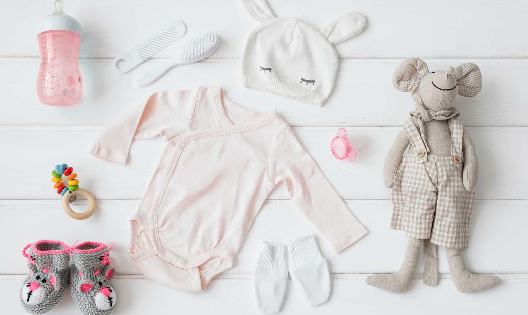 Los 7 artículos que no pueden faltar a tu bebé para su llegada 1
