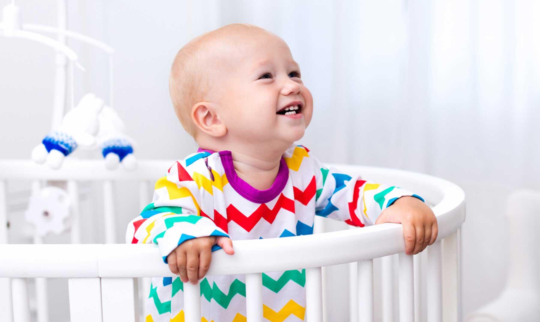 Cómo escoger la cuna perfecta para tu bebé
