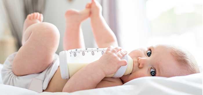 Cómo escoger el biberón para tu bebé: 4 Consejos