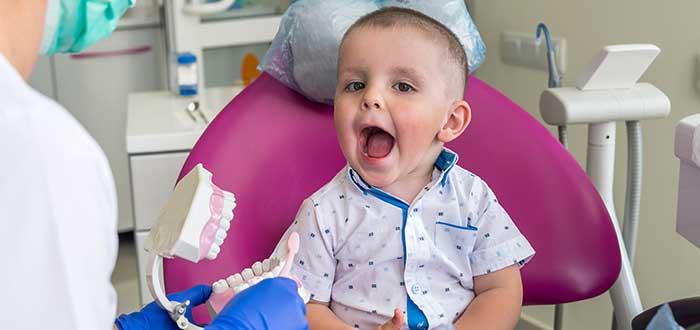 La Importancia de que los niños acudan al dentista. 2