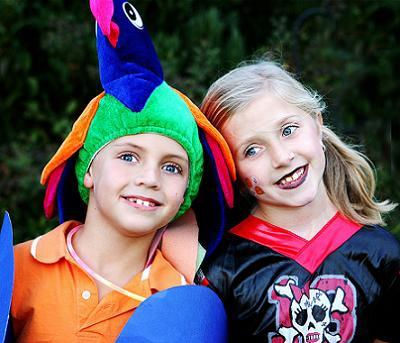 Halloween 5 Disfraces Caseros Para Ninos Y Bebes - Trajes-de-halloween-caseros-para-nios