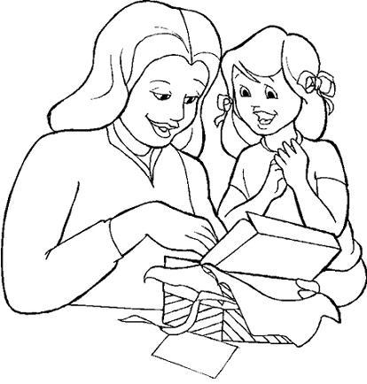 Dibujos Para Colorear El Día De La Madre Blog De Bebés